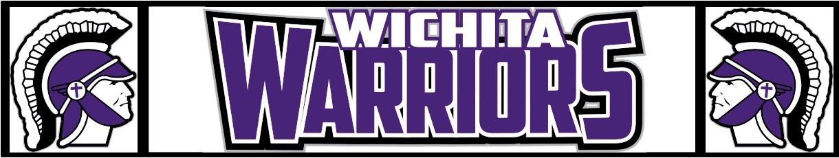 Wichita Warriors Logo Banner (large image)